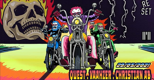 Reset /w Christian AB, Quest, Vaahzer