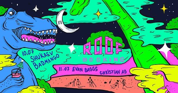 Roof showcase: Evan Baggs, Christian AB
