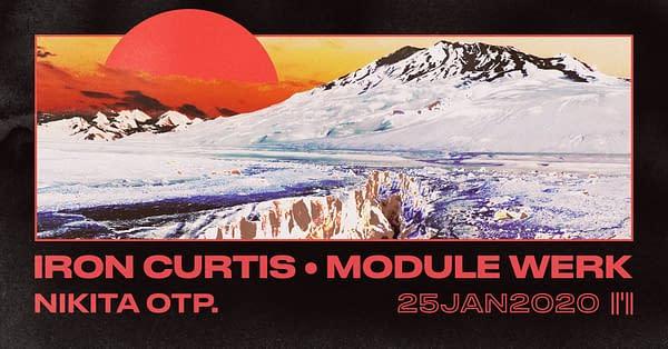 PORT 2020 Start: Iron Curtis, Module Werk, Nikita OTP