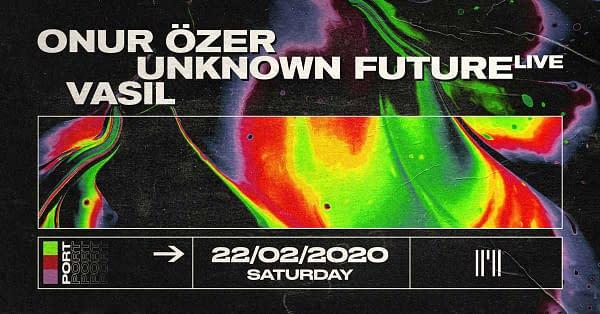 Port with Onur Özer, Unknown Future (live)