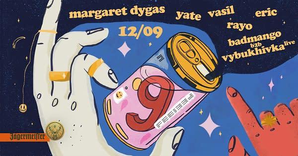 Feeleed 9 years: Margaret Dygas