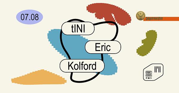 tINI, Eric, Kolford
