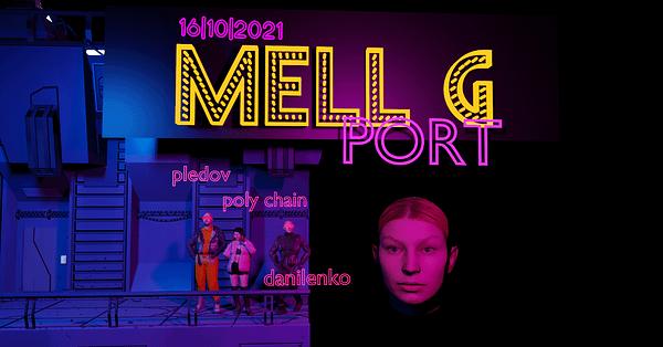 Mell G, Danilenko, Poly Chain, Pledov