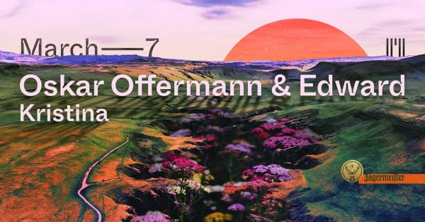 Port with Oskar Offermann & Edward all night long